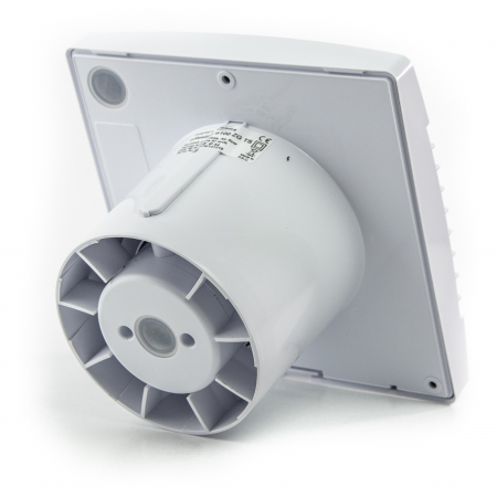 Ventilator axial gama Prestige cu timer si grila automata- Ø100 [3]