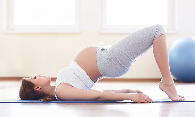 Gimnastica pentru gravide? Află cine o recomandă
