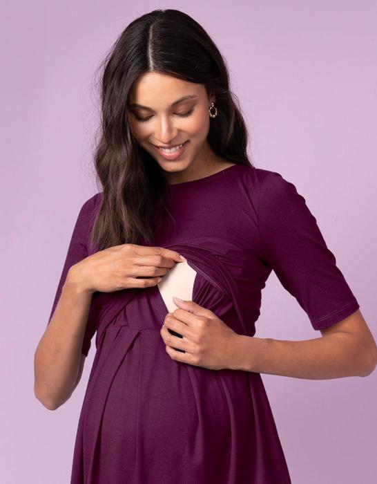 burgundy-style-rochie-gravida-alaptare [2]