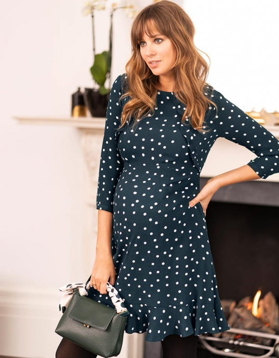 Forest Dots - Rochie Gravida & Alaptare [0]