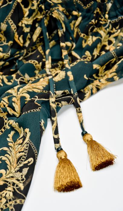 gold-elegance-rochie-gravida-maternitate-transport-gratuit 2