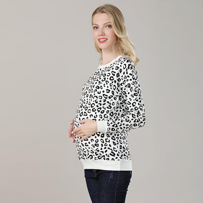 hanorac-animal-print-bluza-gravida-si-alaptare 4