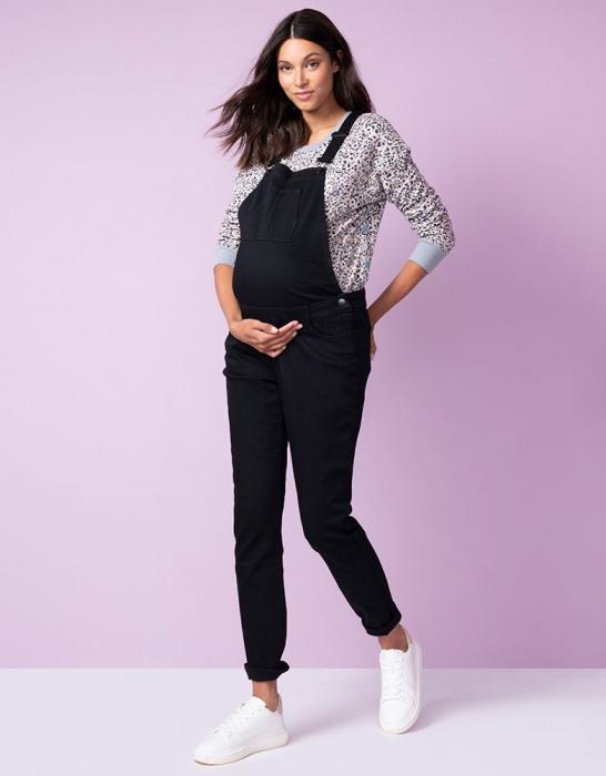 love-mama-salopeta-de-blugi-pentru-gravide-black-denim [0]