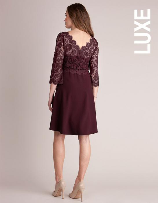 luxe-burgundy-rochie-eleganta-gravida-alaptare 2