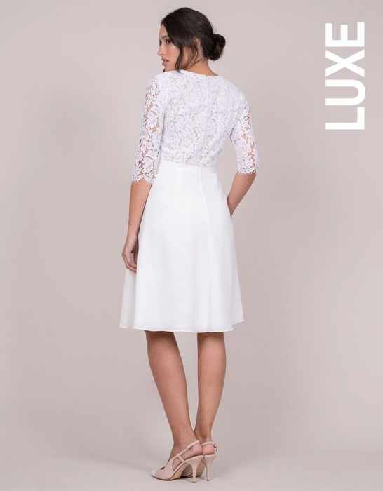 luxe-white-dream-rochie-premium-de-mireasă-bust-din-dantelă-de-mătase 4