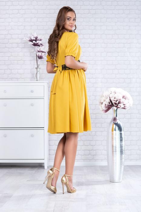 Marisol - Rochie Gravida Eleganta 2