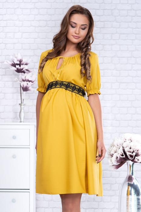 Marisol - Rochie Gravida Eleganta 4