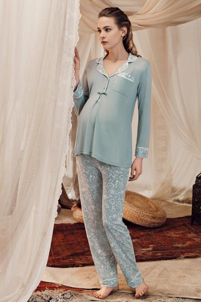 purple-angela-pijama-gravida-si-alaptare 1