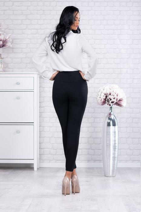 Pantaloni Flausati Gravide  - Catifea Interioara [3]