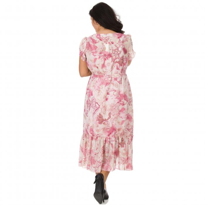 Pink-flora-rochie-eleganta-gravide [6]