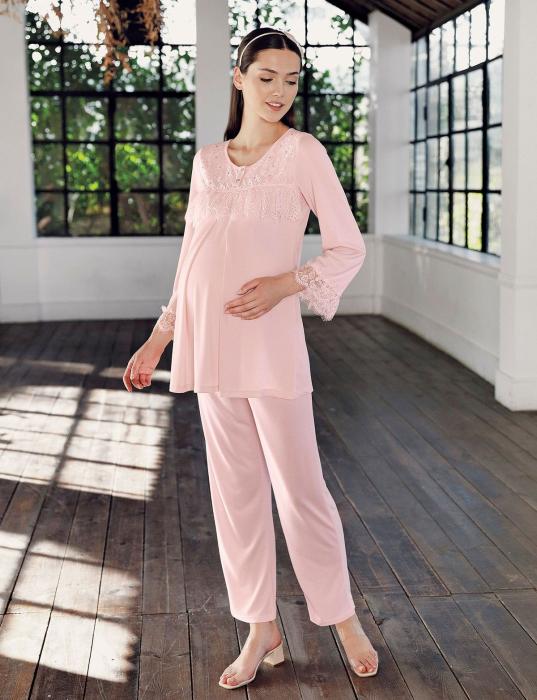 pink-mavi-set-2-piese-sarcina-si-maternitate-accente-dantela 0