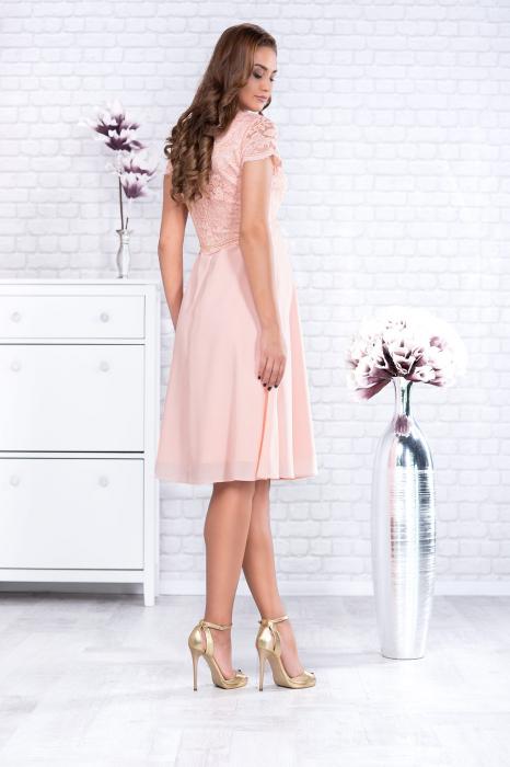 preciosa-rochie-eleganta-de-ocazie-pentru-gravide 1