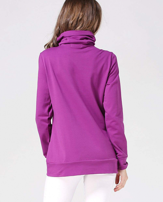 Purple Style - Bluza calduroasa Sarcina si Alaptare 3