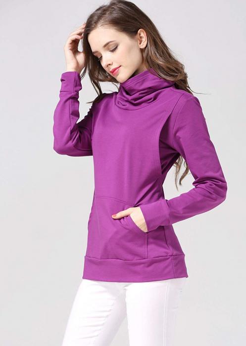 Purple Style - Bluza calduroasa Sarcina si Alaptare 1