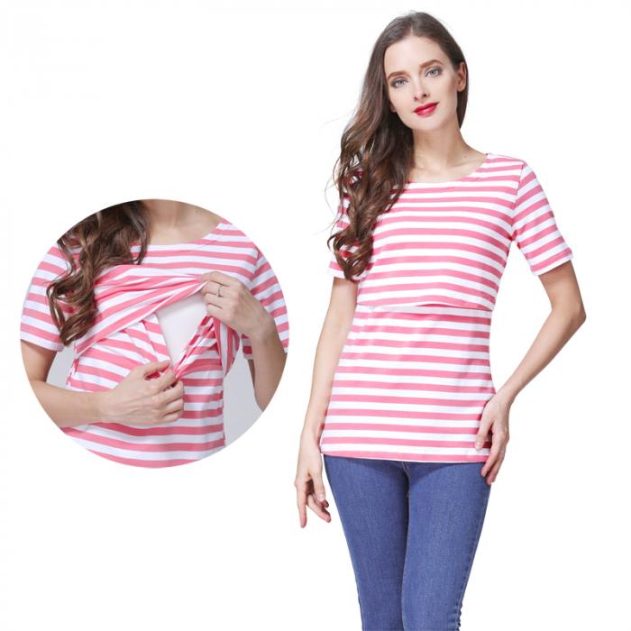 red-marinero-tricou-gravida-alaptare 0