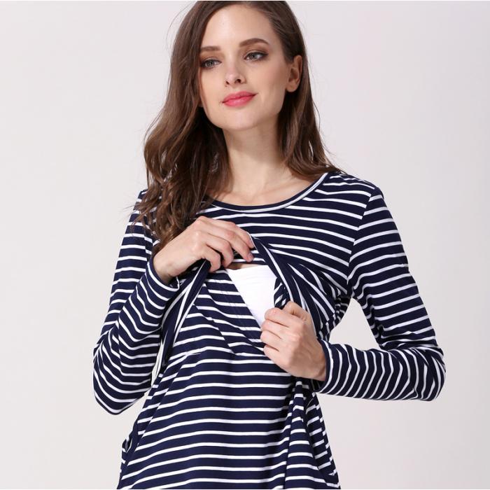 Tunica marinero - Bluze Gravide & Alaptare 7