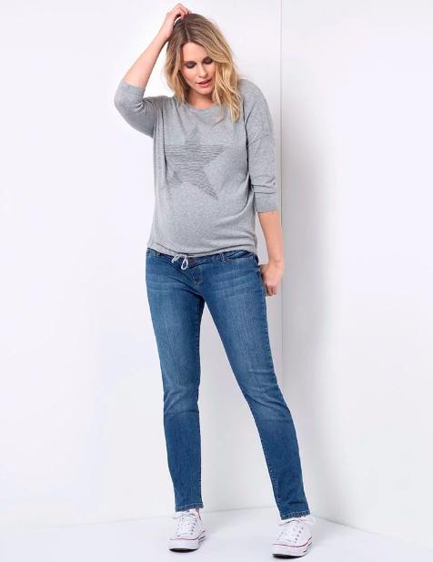 Relax Mama Jeans - Blugi pentru Gravide 5