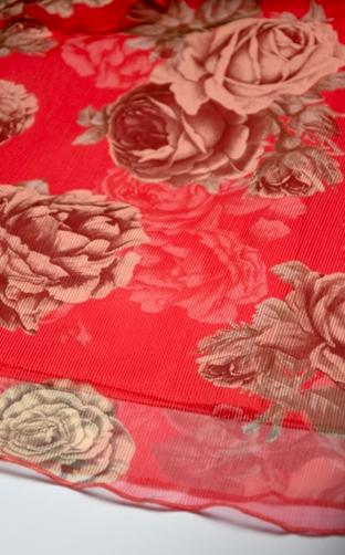 Rose Elegance - Rochie Eleganta pentru Gravide, Subtire si Matasoasa 1