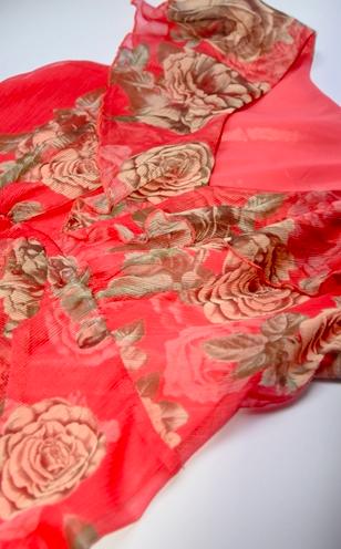 Rose Elegance - Rochie Eleganta pentru Gravide, Subtire si Matasoasa 3