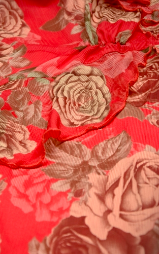 Rose Elegance - Rochie Eleganta pentru Gravide, Subtire si Matasoasa 4