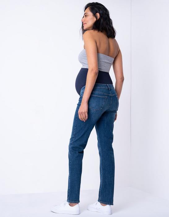 Relax Mama Jeans - Blugi pentru Gravide [0]