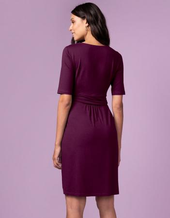 burgundy-style-rochie-gravida-alaptare [1]