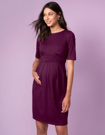 burgundy-style-rochie-gravida-alaptare [3]