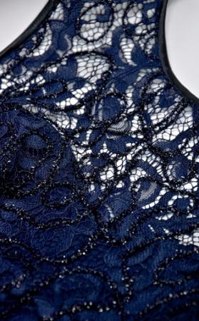 Blue Elegance- Rochie Eleganta Gravida cu bust dantelat, Transport Gratuit3