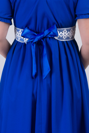 Blue Marisol - Rochie Eleganta Gravida si Maternitate2
