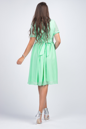 Luxe Mint - Rochie Gravida Eleganta [2]