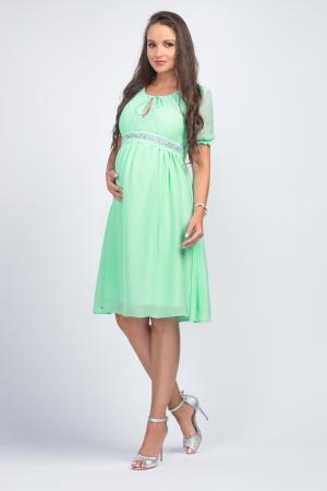 Luxe Mint - Rochie Gravida Eleganta [0]