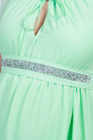 Luxe Mint - Rochie Gravida Eleganta [4]