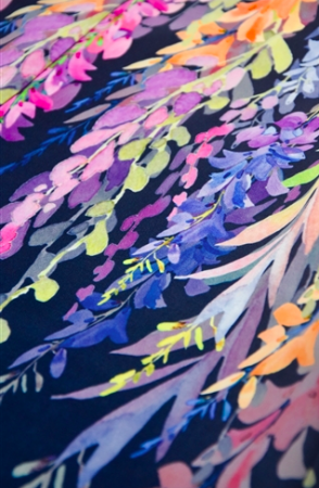 Blue Visteria - Rochie Eleganta Gravide, marime S3