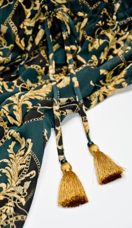 Gold Elegance - Rochie Gravida & Maternitate, Transport Gratuit2