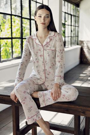 Rose Garden  - Set Pijama 2 piese0
