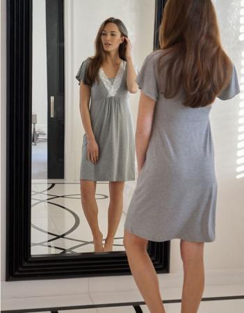 Shades of Grey  - Camasa de noapte Gravide si Alaptare0