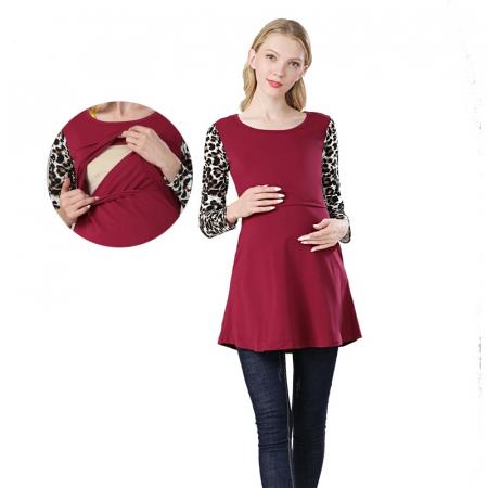 Red Print - Tunica Sarcina & Alaptare0