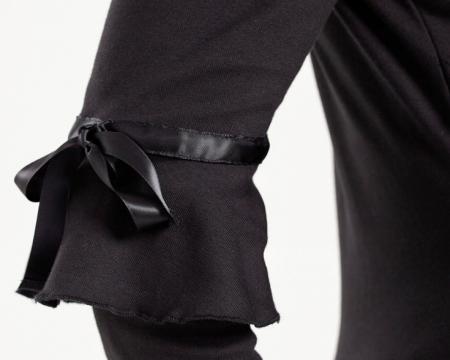 Soft Black - Bluza Gravida & Alaptare, L, Transport Gratuit [3]