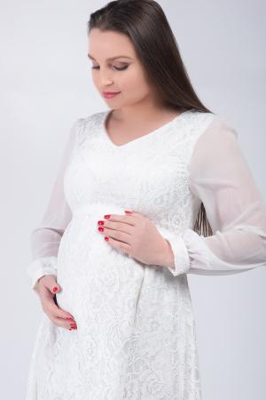 Luxe Blanca - Rochie Super Eleganta,Sarcina si Maternitare3