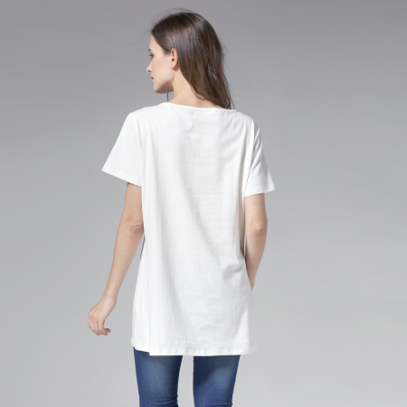 White Top Model4