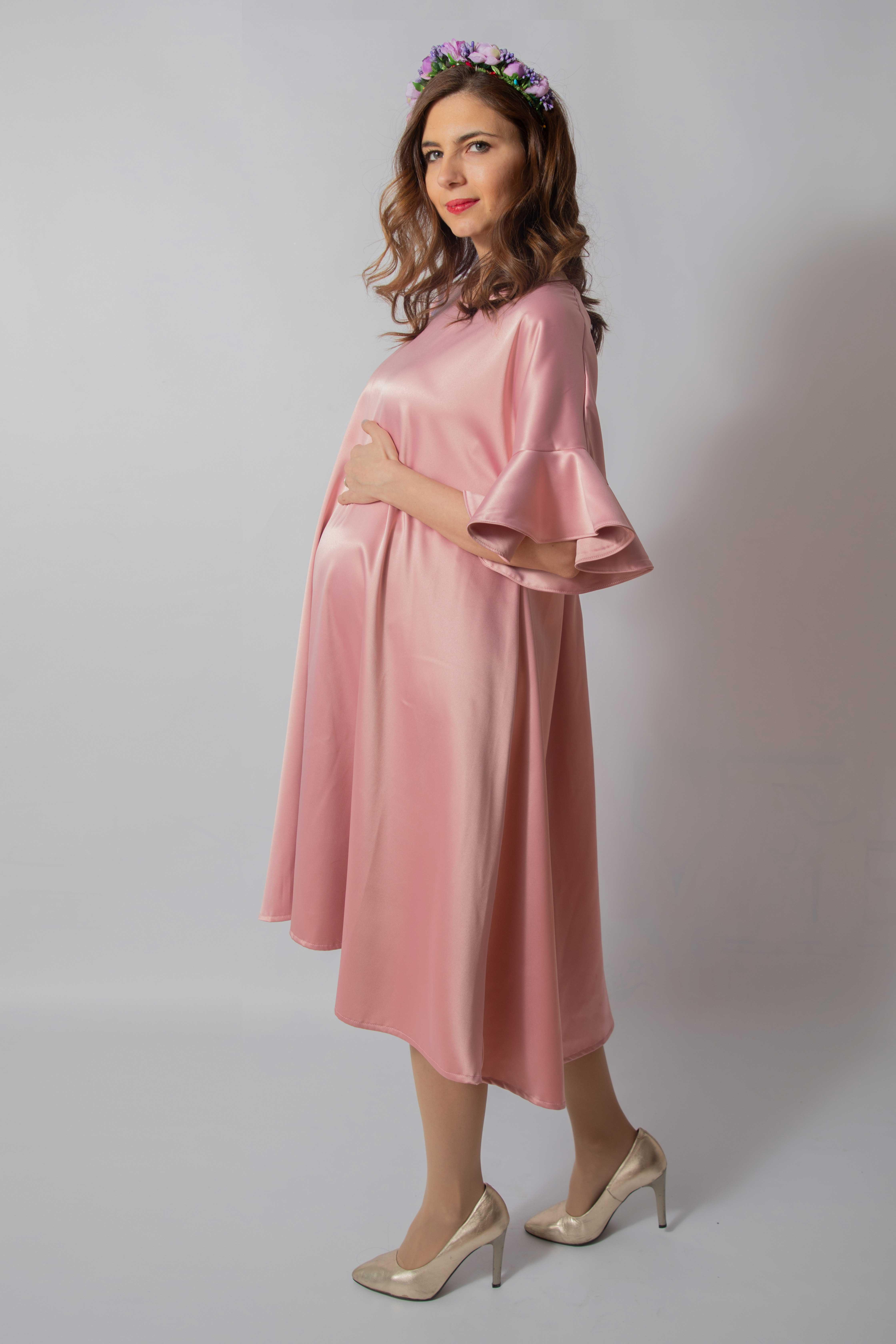 champagne-blush-rochie-super-eleganta-gravida-produsa-in-romania 1