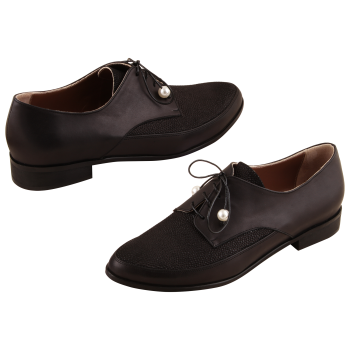 Mocasini M12 Spicy Black 3