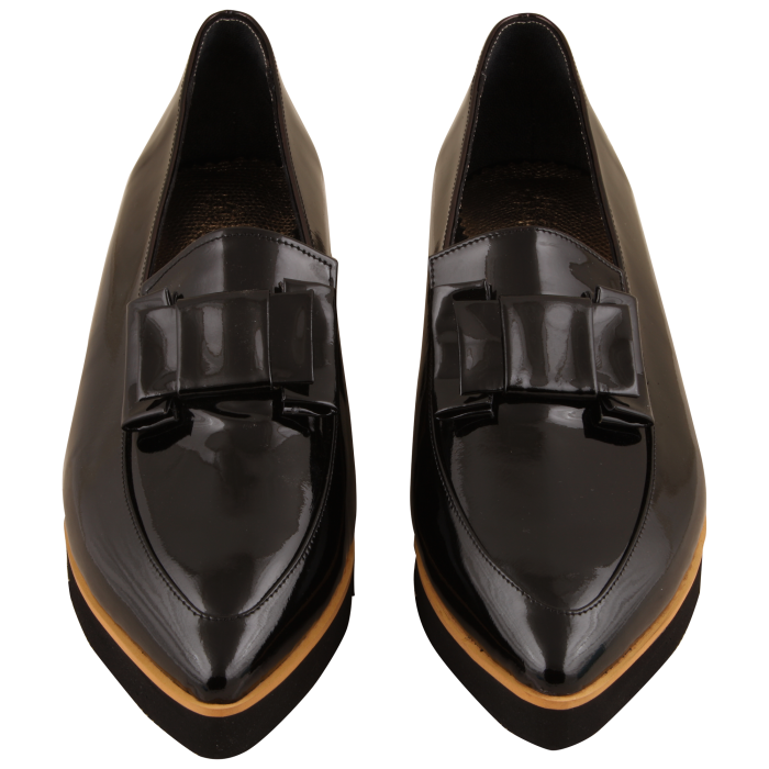 Mocasini Pulse II Flashy Black 1