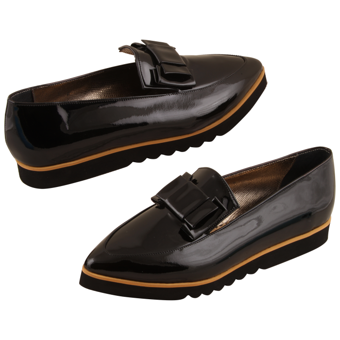 Mocasini Pulse II Flashy Black 3