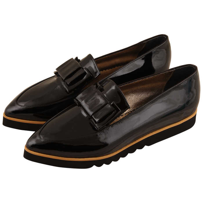Mocasini Pulse II Flashy Black 2