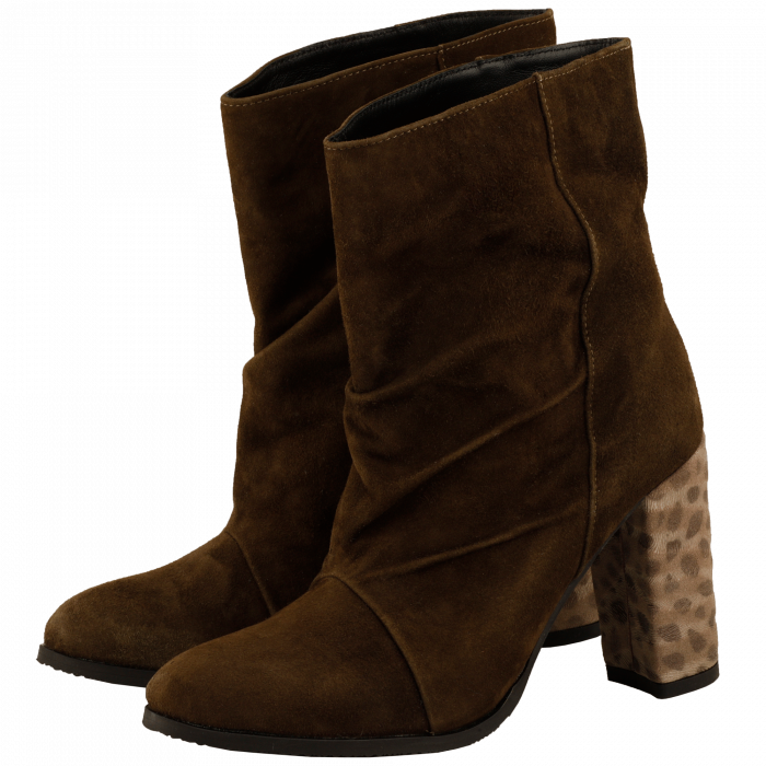 Botine Standout Rainforest 2