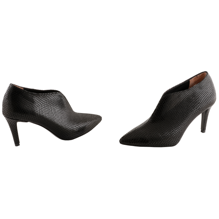 Botine Sleek Southern Black 1