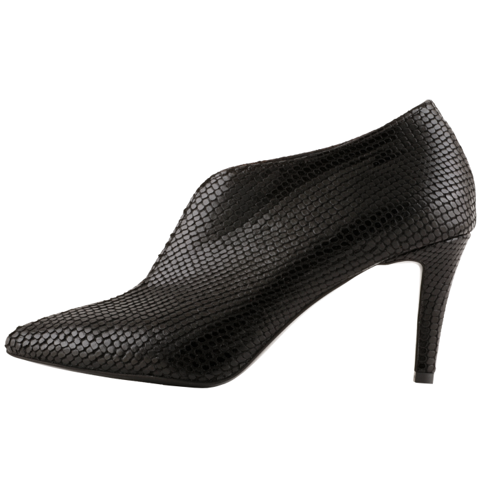 Botine Sleek Southern Black 0