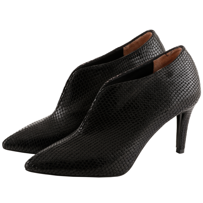 Botine Sleek Southern Black 2