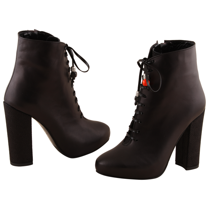 Botine Statement Black Carioca 3